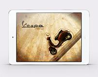 Vespa History App