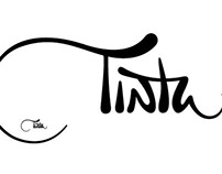 Lettering Tinta