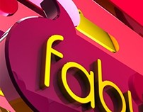 FABULOUS  -  TV Broadcast Design Identity