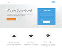 Covey boost-app template