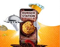 HungerStation-Social Media Designs