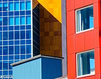 Juxtaposition - Urban Concept Art