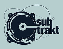 Subtrakt logo re-design.