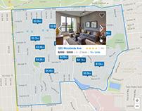 ApartmentGuide Map Redesign