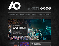A&O Website Redesign
