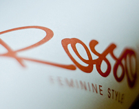 Rosso - feminine style