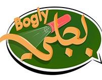 Bogly Show Logo