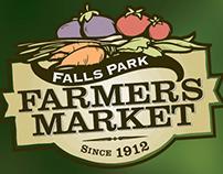 Falls Park Farmers Market Print Ads