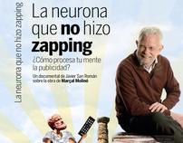 La neurona que no hizo zapping