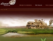 Al-Barari, Website (United Arab Emirates)