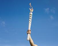 The Olympic Selfie Stick - Powerade