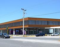 Shopping Center in Pikermi, Athens, Greece