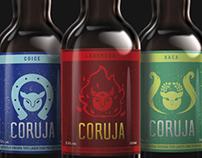 Redesign Cerveja Coruja - Trabalho Acadêmico
