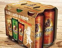 Kozel beer multipack