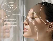 SONIA MOOD | Visual Identity Concept Design