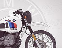 BMW R 80GS