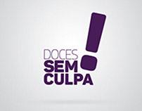 DOCES SEM CULPA | IDENTIDADE VISUAL E RÓTULO