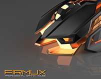 """FIRMUX"" Professional Gaming Mouse"