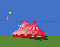 Circus event animation