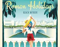 Raduga Roman Holidays Beer Label