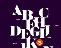 Sensaway Typeface