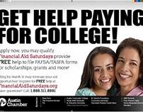 Financial Aid Saturday Bi-lingual Campaign