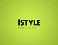 iSTYLE redesign concept
