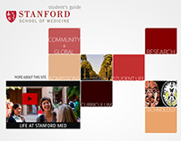 Stanford Med Interactive Admissions Brochure