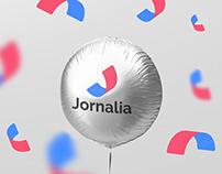 Jornalia | Brand Design
