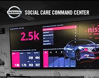Nissan Social Care Command Center