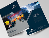 Multipurpose Bi-fold Brochure Vol-01