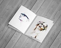 Sketchbook / Notebook Mock-Up