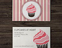 Cupcake Shop Branding Package
