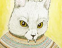 SWEATER KILLER CAT