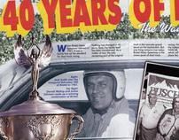 NASCAR Souvenir Booklet