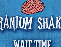 Cranium Shaker Sign