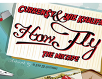 Album Artwork - Curren$y & Wiz Khalifa