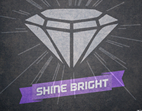 Design of the Day - Shine Bright