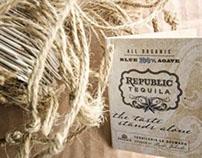 Bottle Necker Design - Republic Tequila
