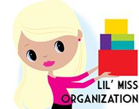 Logo  ||  Lil' Miss Organization