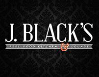 Logo Design - J.BLACK'S