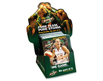 Seattle Storm: 2012 Pocket Schedules