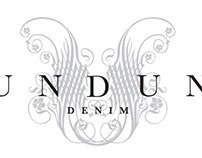 Logo Design - Undun Denim