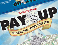 Pay Up Board Game