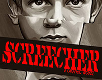 Screecher Graphic Novel