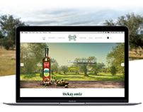 Zeytun Bağları - Website Design & Development