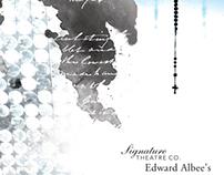 Signature Theatre Company Poster Series