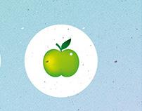 Illustration for Children´s school book