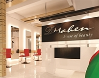 DMahen House of Beauty