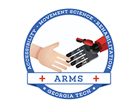 ARMS - Healthcare Robotics Logo Design [Rejected]